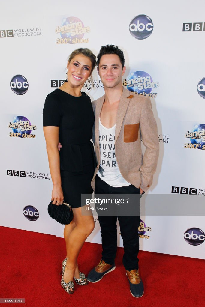 STARS - 300th Episode Celebration - 'Dancing with the Stars' celebrated its 300th episode during its Results Show on TUESDAY, MAY 14 (9:00-10:01 p.m., ET), on ABC. EMMA