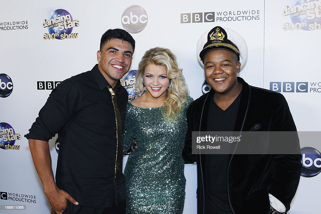 STARS - 300th Episode Celebration - 'Dancing with the Stars' celebrated its 300th episode during its Results Show on TUESDAY, MAY 14 (9:00-10:01 p.m., ET), on ABC. VICTOR