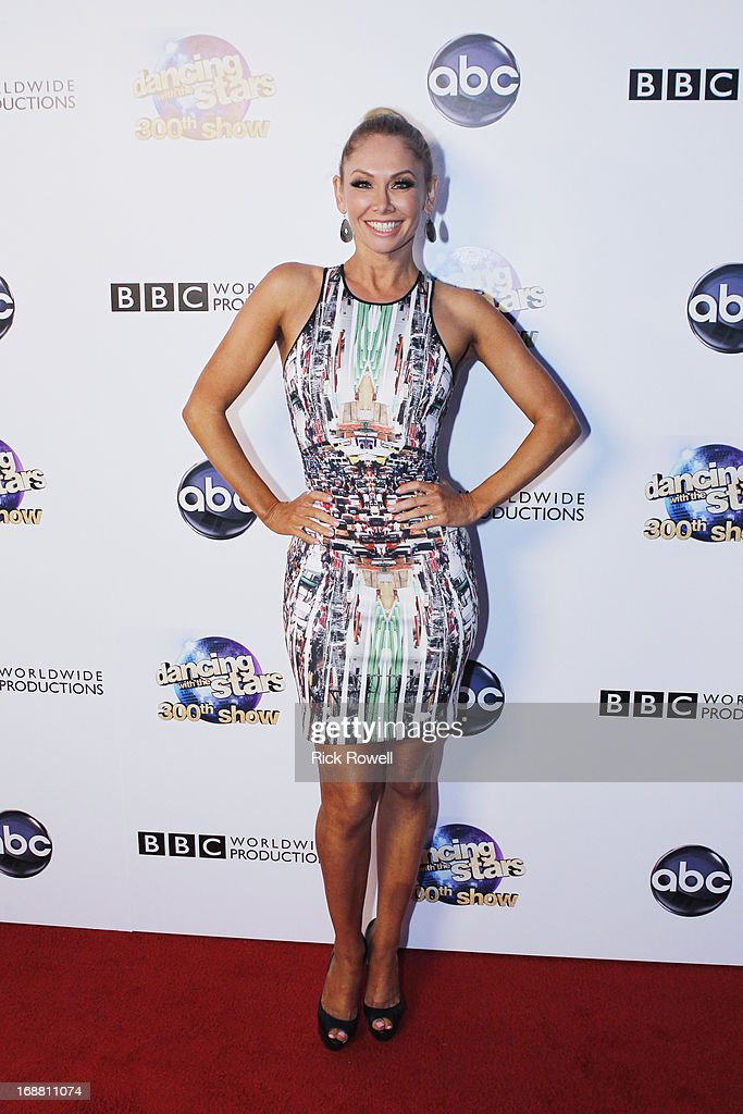 STARS - 300th Episode Celebration - 'Dancing with the Stars' celebrated its 300th episode during its Results Show on TUESDAY, MAY 14 (9:00-10:01 p.m., ET), on ABC. KYM