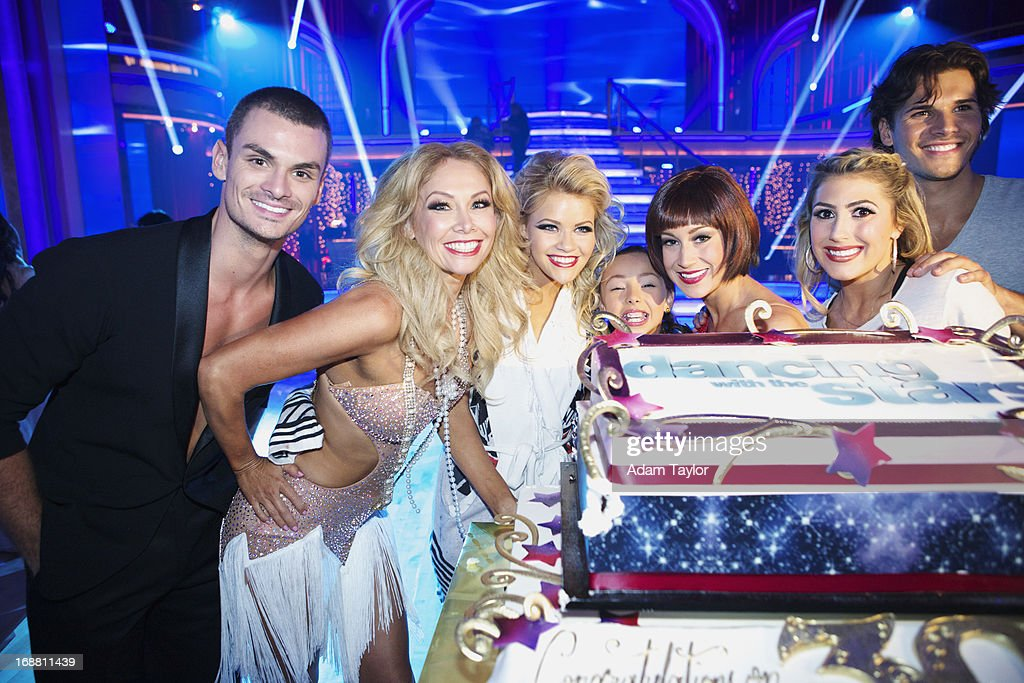 STARS - 300th Episode Celebration - 'Dancing with the Stars' celebrated its 300th episode during its Results Show on TUESDAY, MAY 14 (9:00-10:01 p.m., ET), on ABC. (Photo by Adam Taylor/ABC via Getty Images)JULIAN