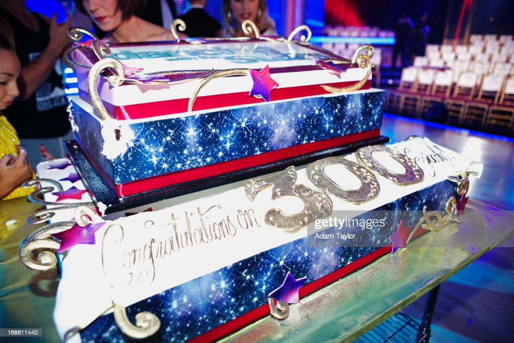 STARS - 300th Episode Celebration - 'Dancing with the Stars' celebrated its 300th episode during its Results Show on TUESDAY, MAY 14 (9:00-10:01 p.m., ET), on ABC.