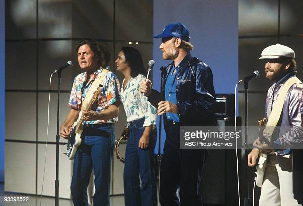 BANDSTAND '30th Anniversary' 1981 Beach Boys