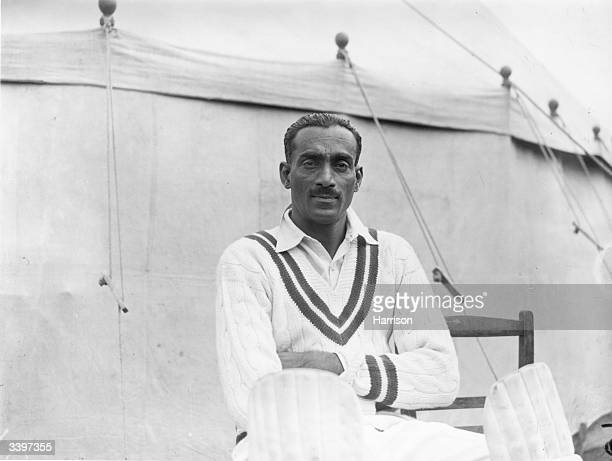 AllIndia cricketer Cottari Kanakaiya Nayudu during the AllIndia tour of England Named Wisden Cricketer of the Year 1933 he played for India from 1932...