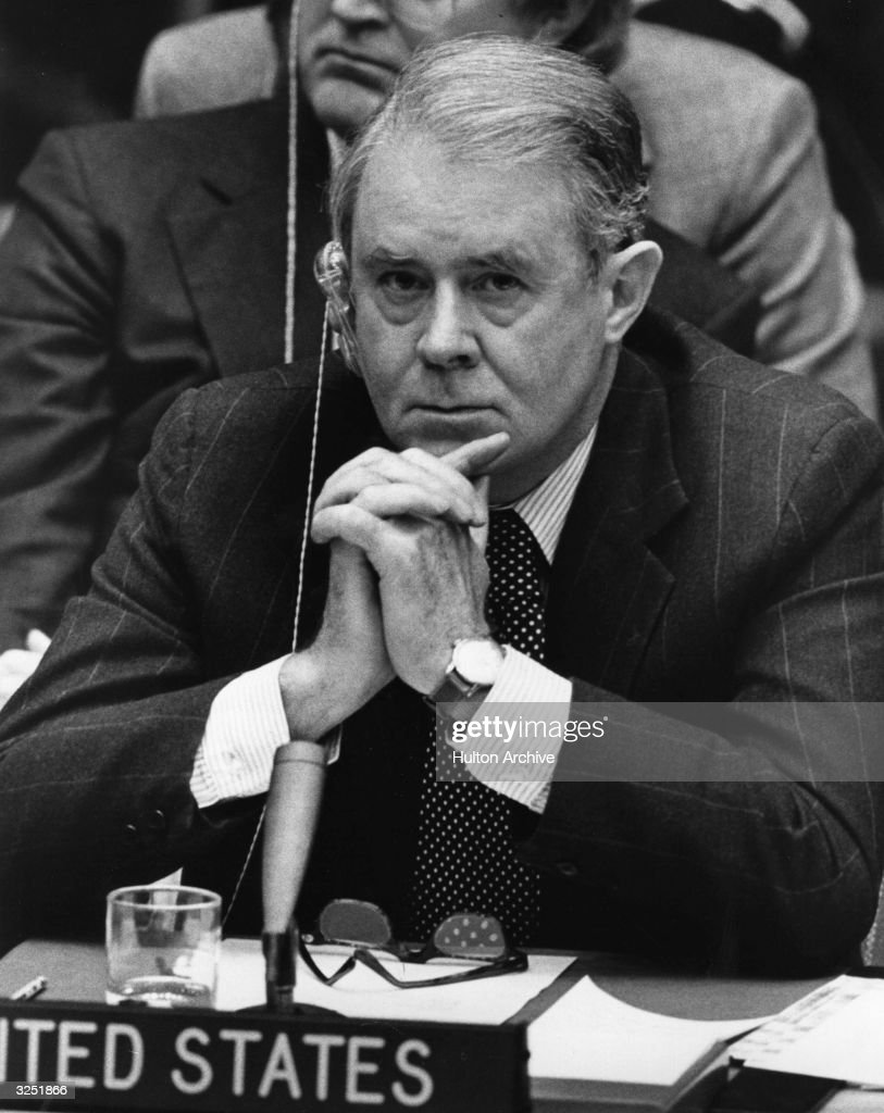 Cyrus R. Vance Pictures   Getty Images