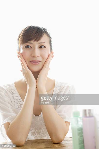 30th generation woman does skin care