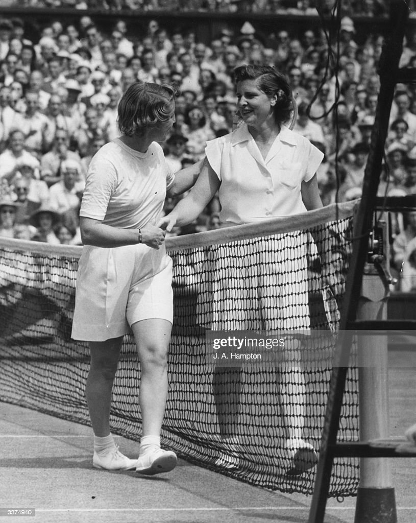 Former Tennis Champion Margaret Osborne duPont Dies At 94 s