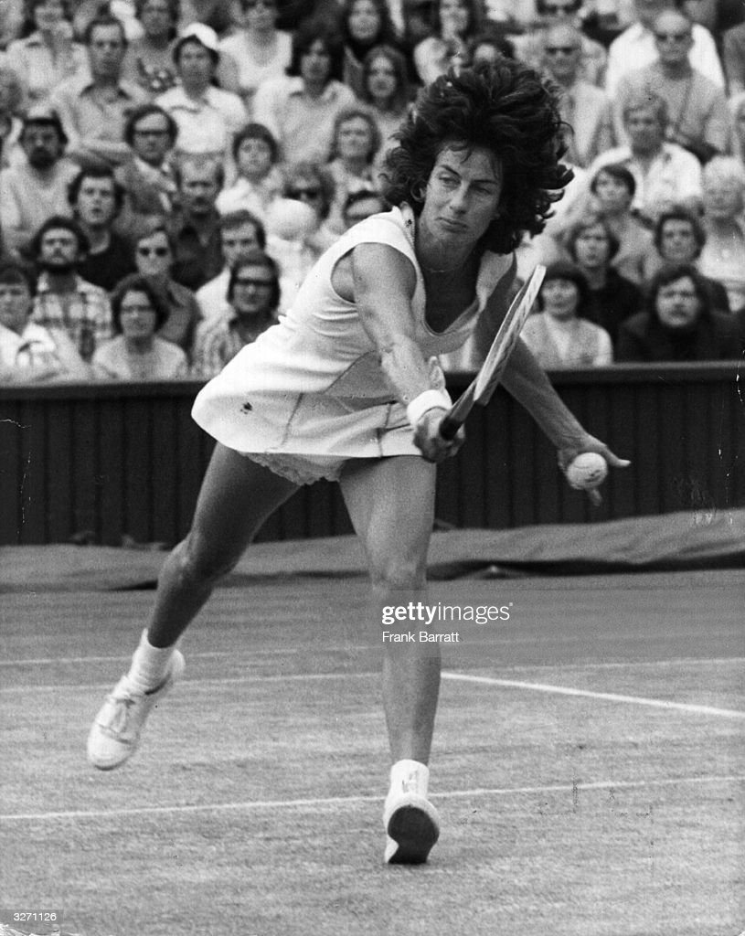 Virginia Wade won Wimbledon 40 years ago 1st July 1977