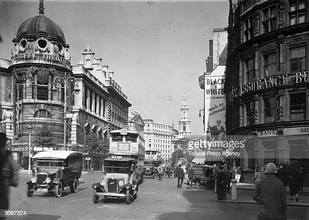 The Strand in London