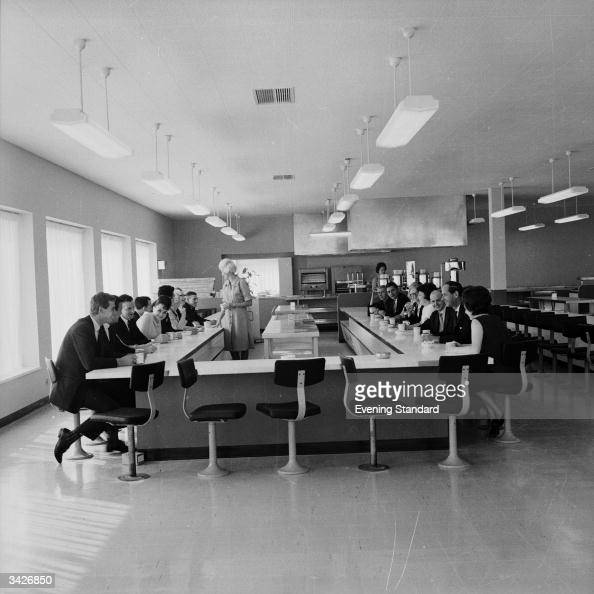 Office Cafeteria Pictures Getty Images
