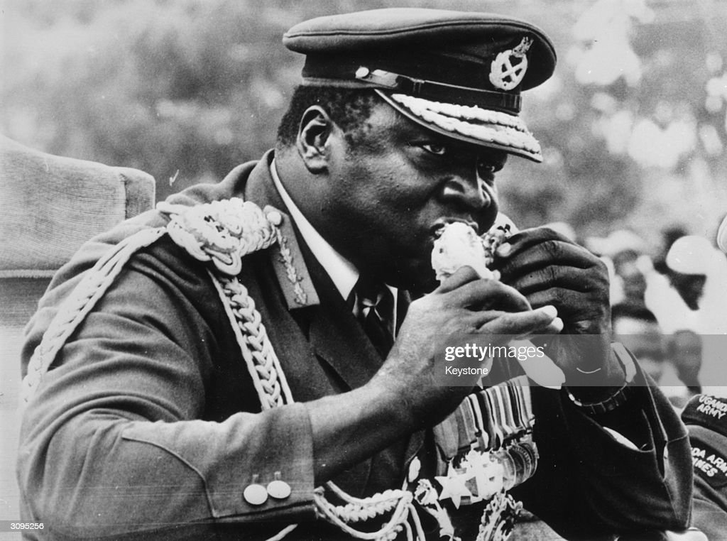 dictator idi amin A ugandan dictator, idi amin is remembered for his brutal regime and crime against humanity check this biography to know in details about his life, childhood, profile and timeline.