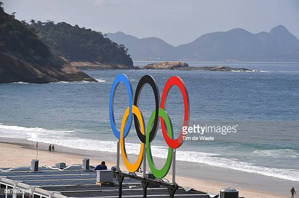 31st Rio 2016 Olympics / Previews Illustration / olympics Rings Logo / Summer Olympic Games /