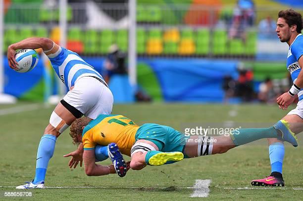 ARG AUS Men's Placing 58 Tom CUSACK / Axel MULLER / Deodoro Stadium / Summer Olympic Games /