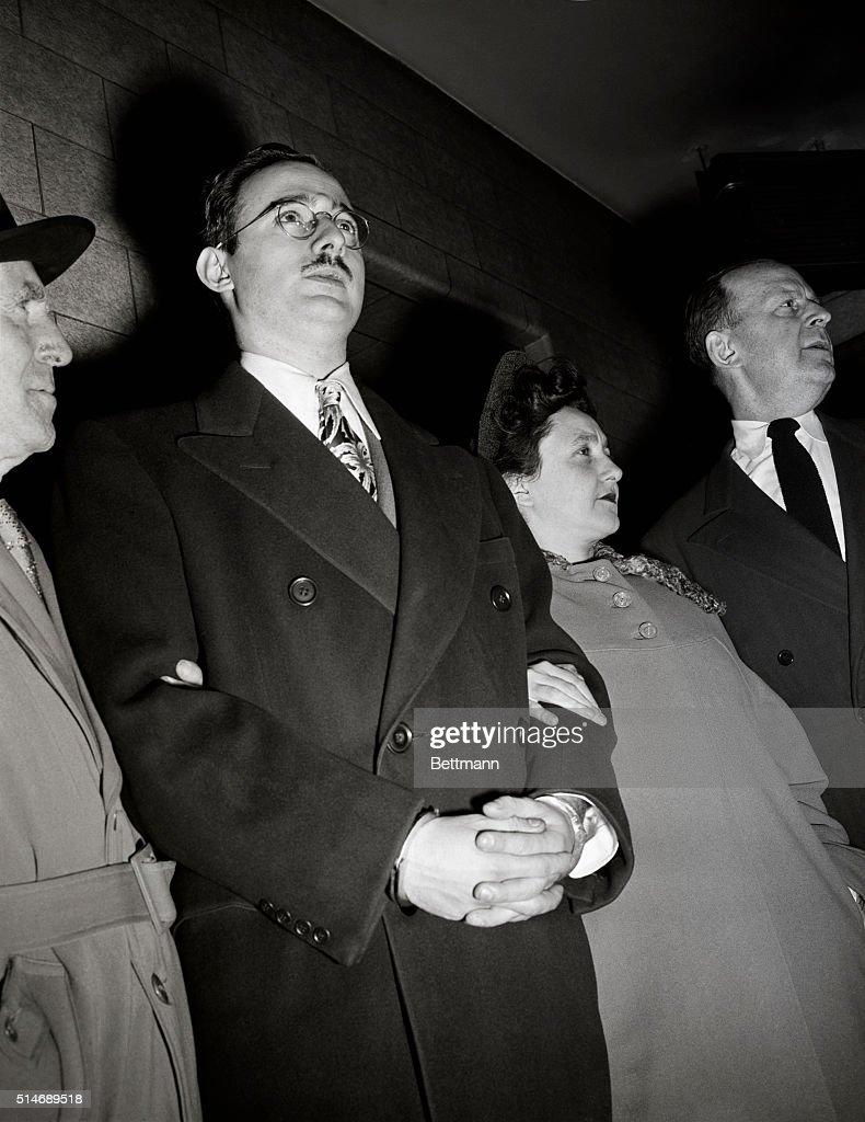 OTD 1951: Rosenbergs Convicted of Espionage