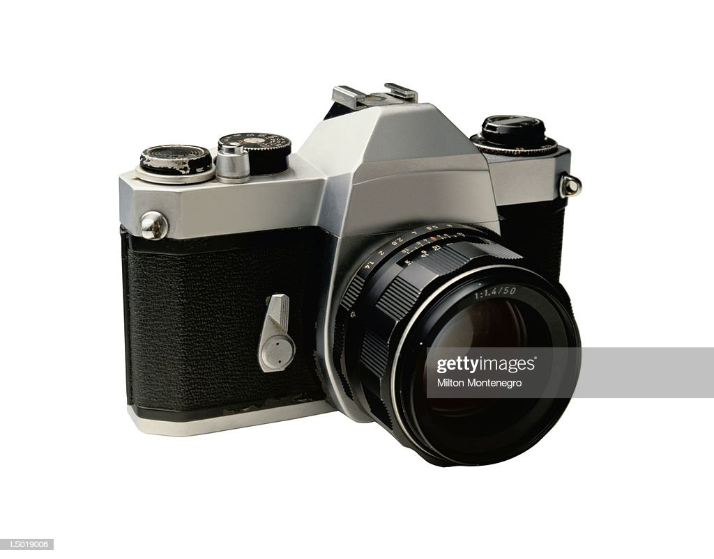 35mm Camera : Stock Photo