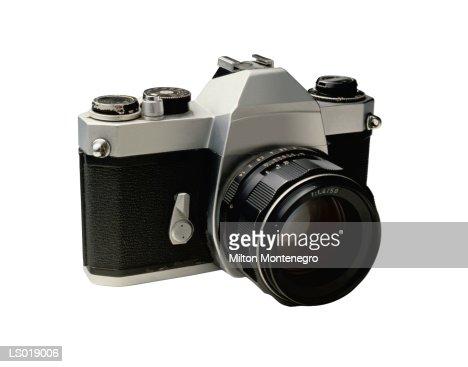 35mm Camera : Stock Photo