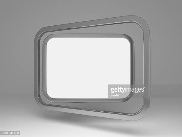 3d abstract display background