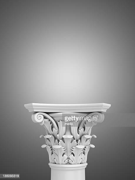 3d Advertisement Pedestal