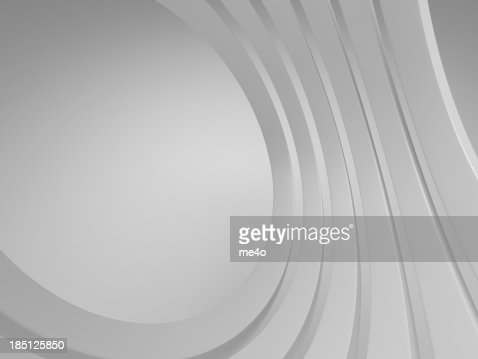3d blank abstract architecture background