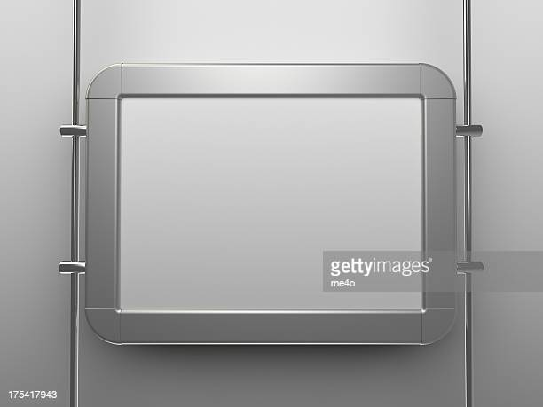 3d blank digital frame