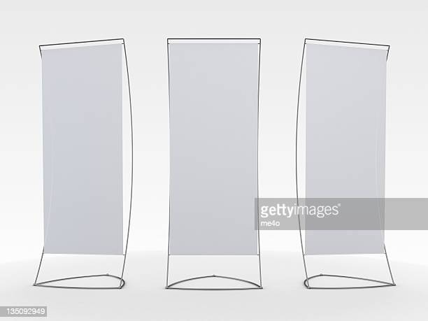 3d blank display stand