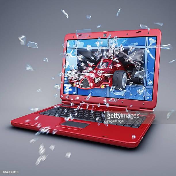 3 d laptop