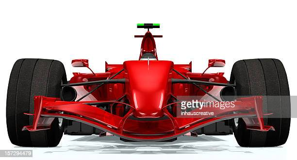 3d Model Render Ferrari F1 Car