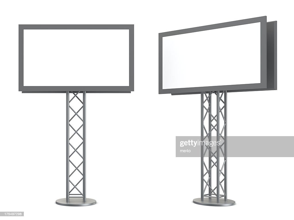 3d stand with video wall