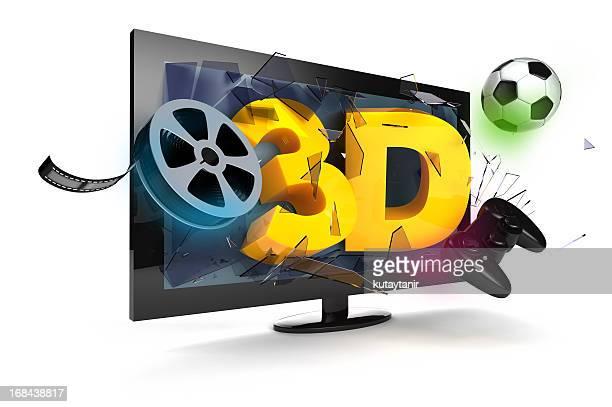 3 d TV