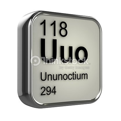 3d ununoctium periodic table element stock photo thinkstock 3d ununoctium periodic table element stock photo urtaz Images
