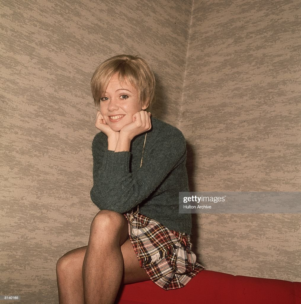 English actress Hayley Mills, currently appearing at the New Victoria Theatre in London in the role of Peter Pan.