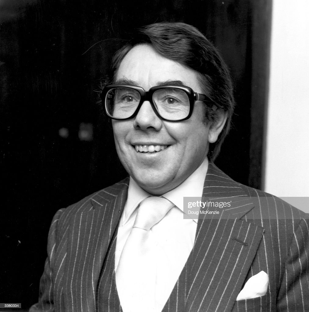 Scottish comedian Ronnie Corbett, half of the perennially popular comedy duo The Two Ronnies. Born in Edinburgh, he spent time in the RAF and the civil service before embarking on an entertainment career, which brought him into contact with future comic partners David Frost and Ronnie Barker. He has made appearances in such films as 'Casino Royale' (1967) and 'No Sex Please, We're British' (1972).