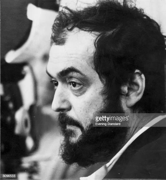 American film maker Stanley Kubrick