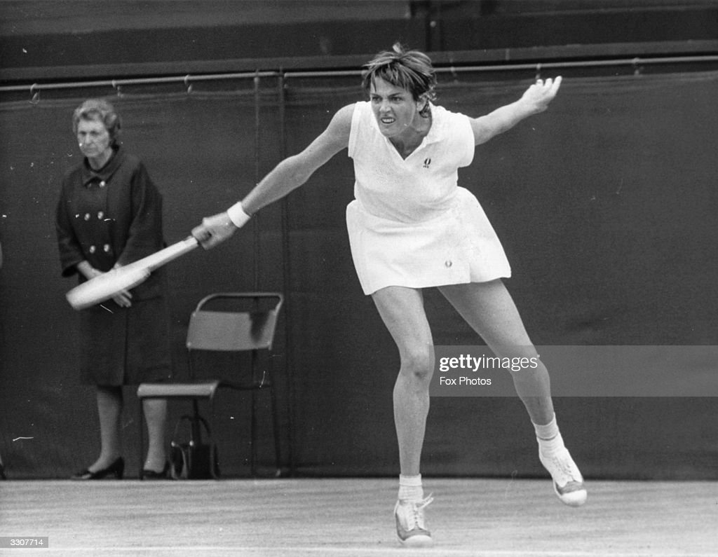 03 Jul 1970 Australian Margaret Court beats Billie Jean King at