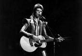 David Bowie performs his final concert as Ziggy Stardust at the Hammersmith Odeon London The concert later became known as the Retirement Gig
