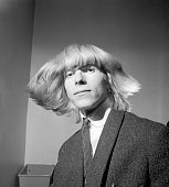 British pop star Davy Jones before he changed his name to Bowie following the success of the Monkees and their lead singer Davy Jones