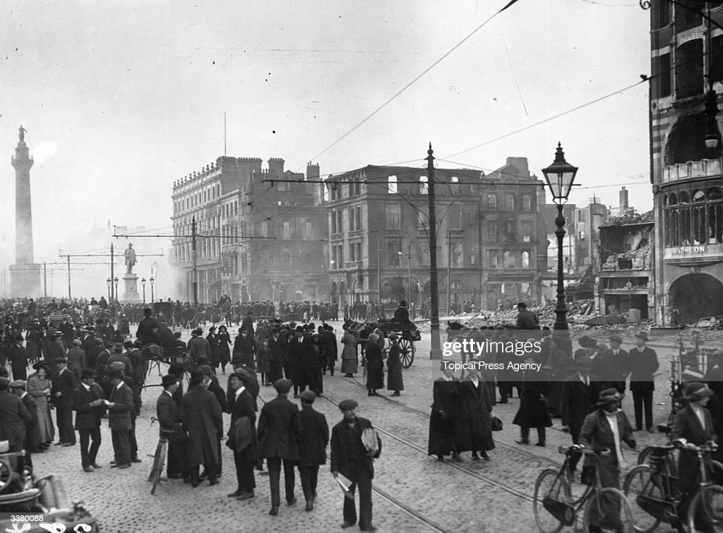 The easter rising