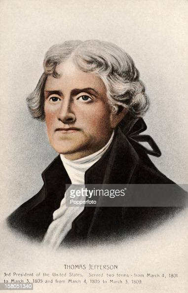 thomas jeffersons influence as the third president of the united states Jefferson's influence on the united states we have been talking about thomas jefferson's second term as president the third step would be a state.