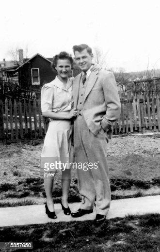 40s Couple