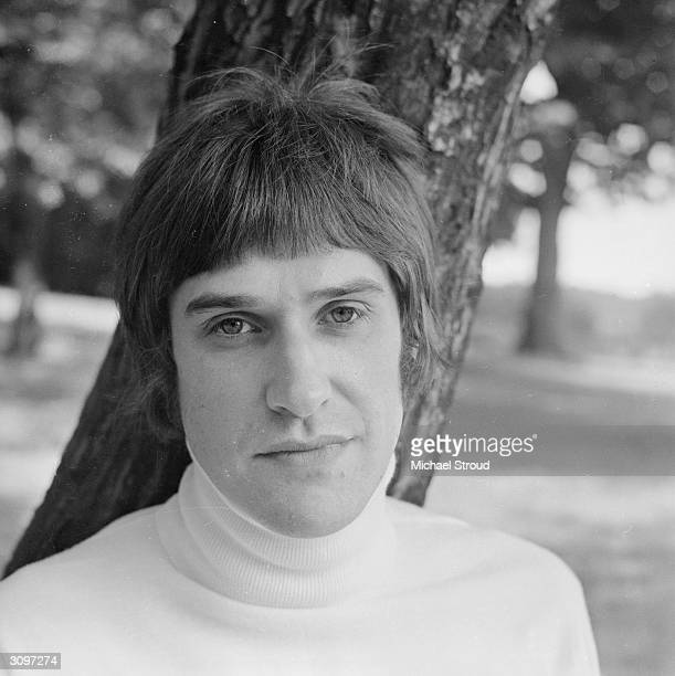 Ray Davies lead singer of the British beat group the Kinks