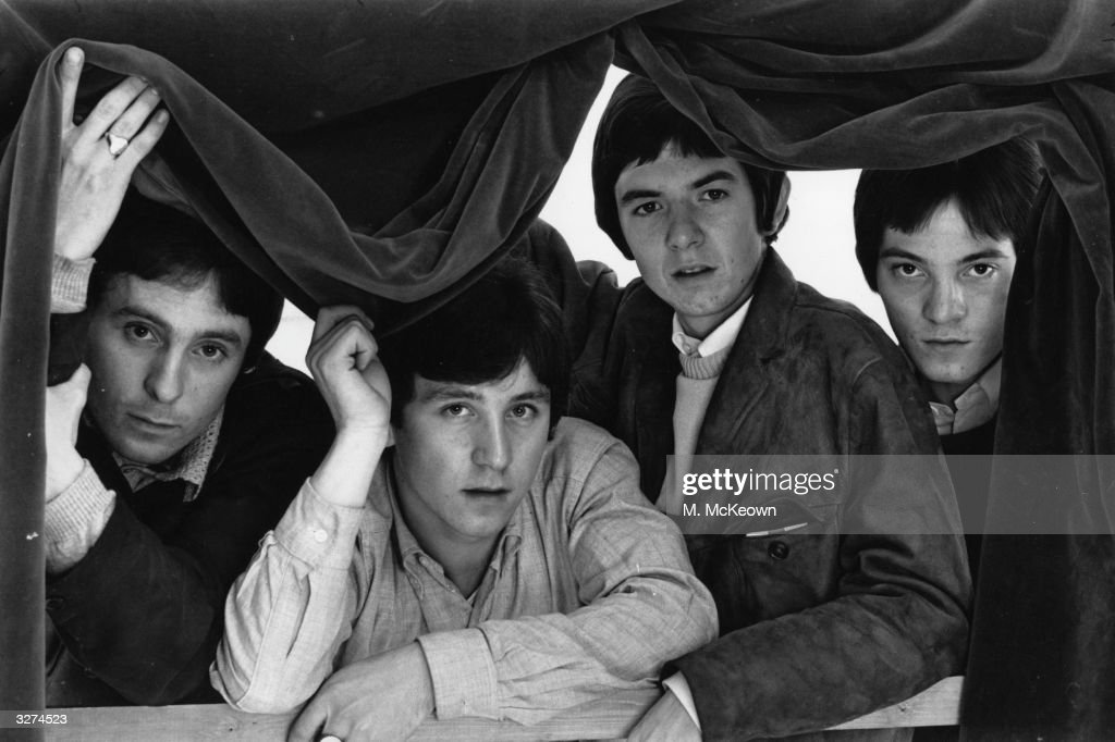 Pop group The Small Faces.