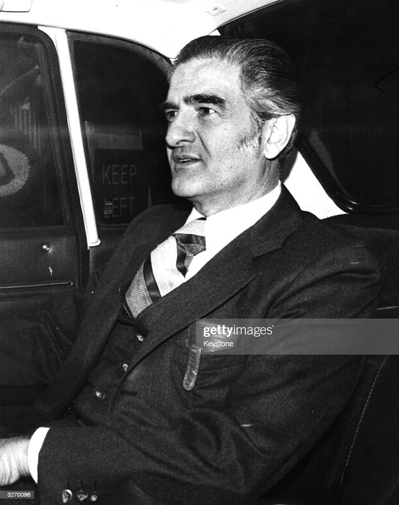 John Riccardo the Chief of Chrysler Car Company on his way to meet the Industry Secretary Eric Varley for talks on the crisis facing Chrysler