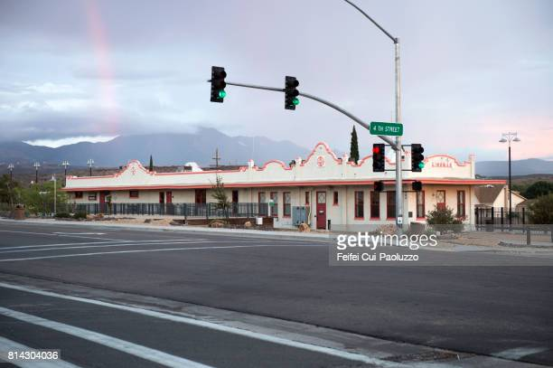 4th street of Kingman, Arizona, USA