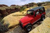 4-wheel Safari, Canyonlands Nationalpark