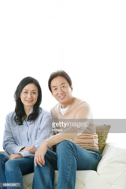 50th generation wife and 60 generation husband who sit together