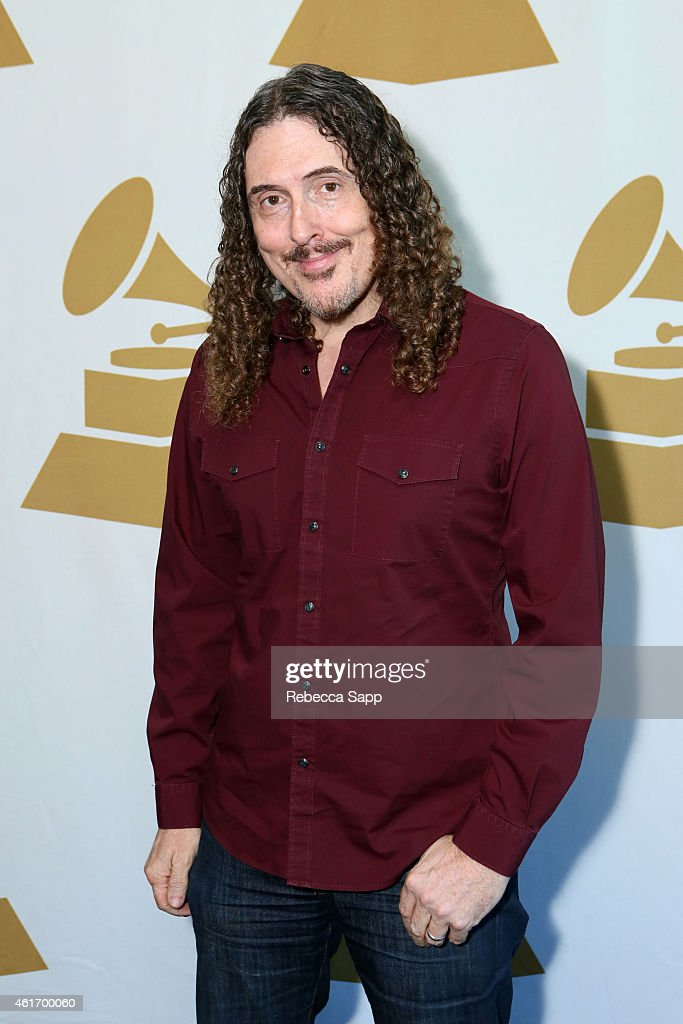 57th Annual GRAMMY Awards nominee Al Yankovic attends Los Angeles GRAMMY Nominee Celebration - LA Chapter on January 17, 2015 in West Hollywood, California.
