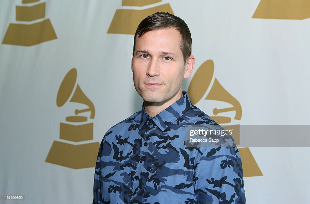57th Annual GRAMMY Awards nominee Kaskade attends Los Angeles GRAMMY Nominee Celebration - LA Chapter on January 17, 2015 in West Hollywood, California.