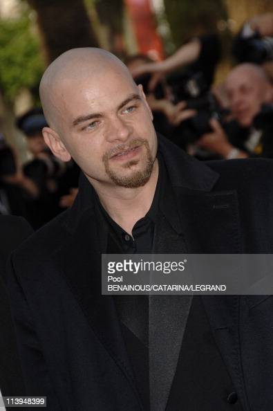 59th Cannes Film Festival Stars of 'Over the Hedge' in Cannes France on May 21 2006Laurent Gerra