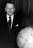 Francis Pym who became Foreign Secretary upon the resignation of Lord Carrington