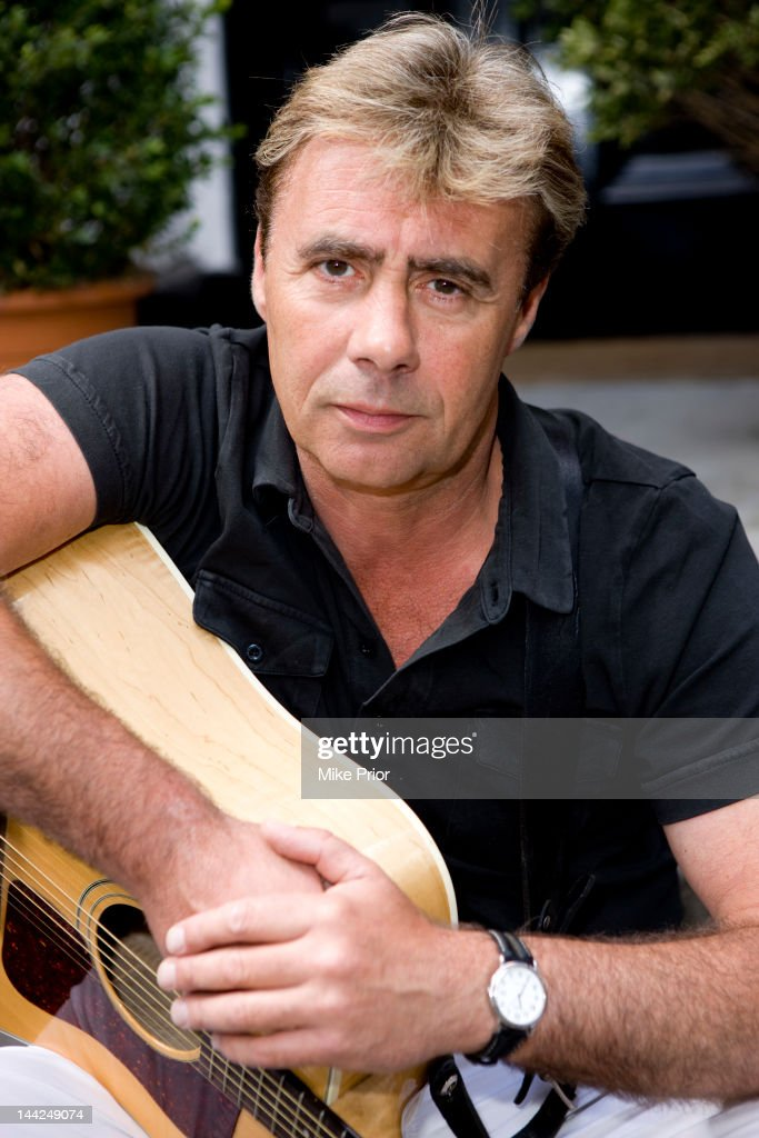 English bass guitarist Glen Matlock (ex Sex Pistols) posed in front of his North London house on 5th August 2010.