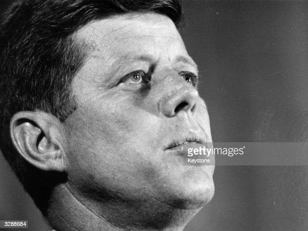 John Fitzerald Kennedy 35th American president